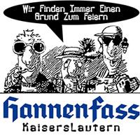 Hannenfass Kaiserslautern